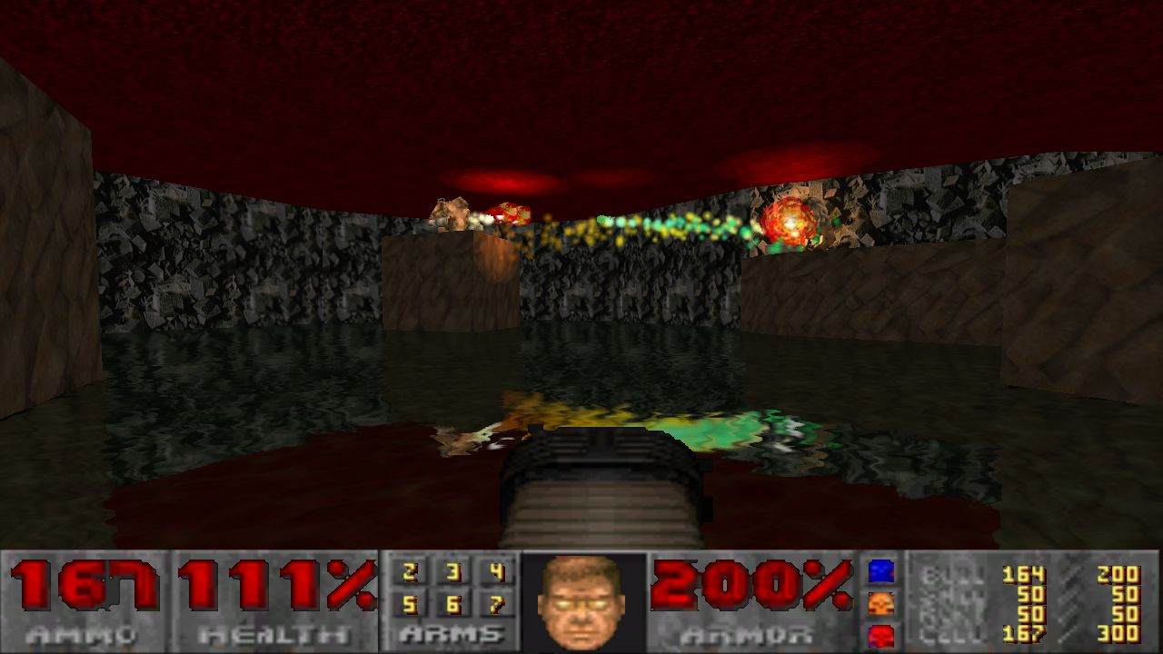 D-GLES - OpenGLES Doom for Android