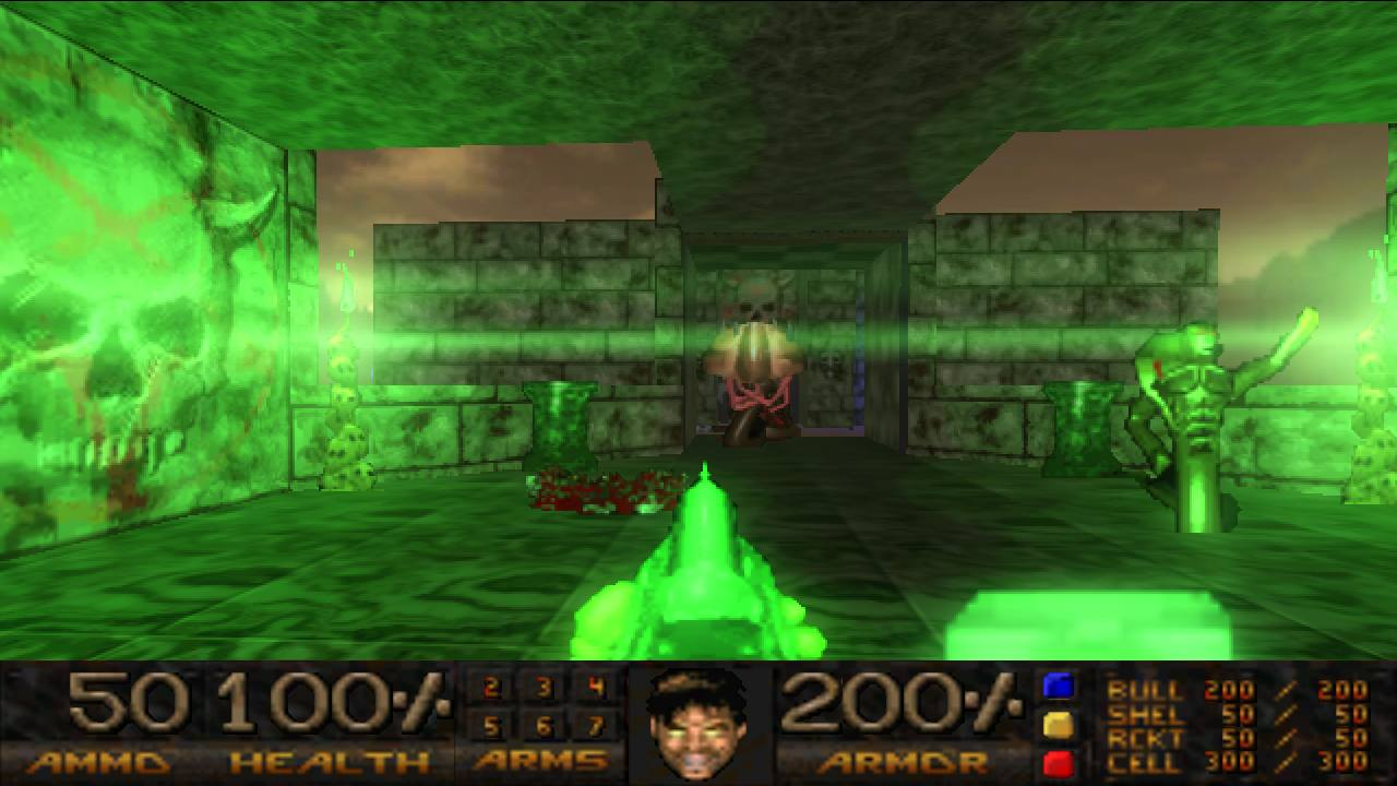 DoomGLES - OpenGLES Doom for Android